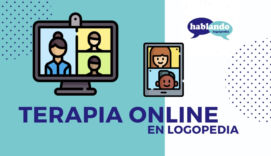 Ventajas de la terapia online en logopedia